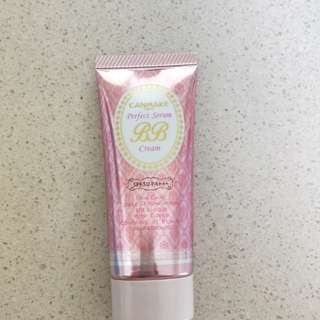 Canmake perfect serum bb cream 02