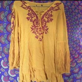 Boho/Hippie Beach dress