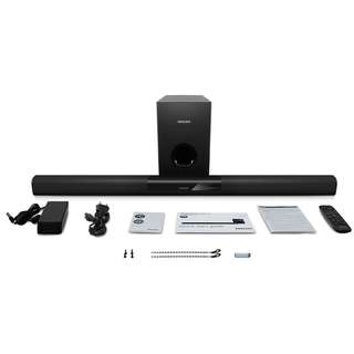 Philips HTL2163B/12 Bluetooth Soundbar Speaker (Black)