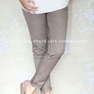 Celana kerja office pants / harem baggy