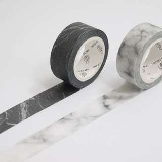 [Instock] Marble Washi Tape (15mm)
