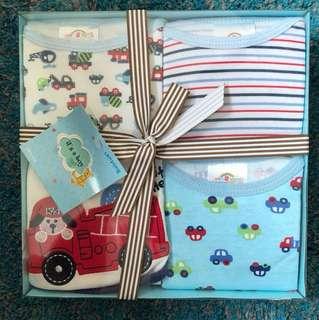 4 pc Baby Gift Set