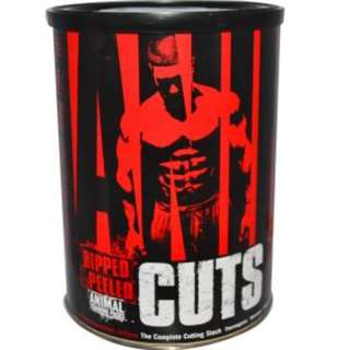 Universal Nutrition, Animal Cuts, Ripped & Peeled, Training Supplement, 42 Packs