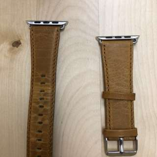 📣🆕leather watch band for  watch 42mm