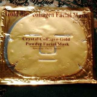 Gold bio colagen