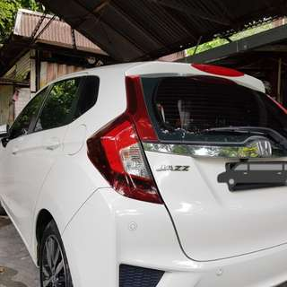 2014 Honda Jazz V Spec