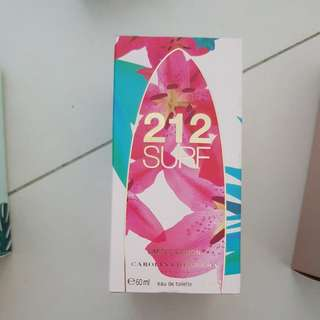 Brand new 212 SURF limited edition