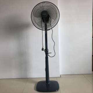 """Panasonic 16"""" Stand Fan with Remote"""