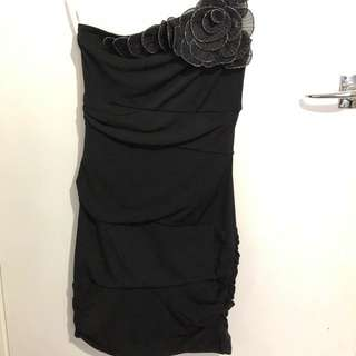 Bodycon mini dress size 10