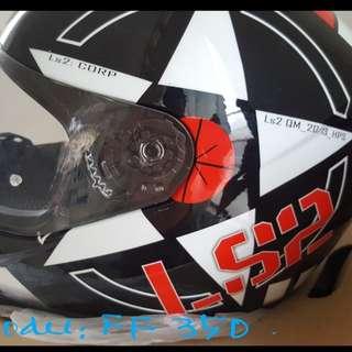 LS2 Bike Helmet