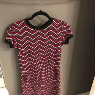 EUC Zara tunic style dress Size small