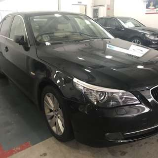 BMW 520i For Grab/Uber