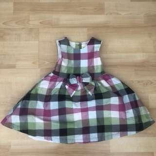 Crazy8 Baby Girl Dress