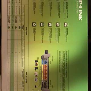 TP-Link AC1200 Dual Band Wireless Router