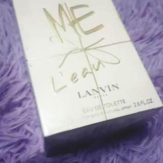 Authentic Lavin L'eau Me 80ml