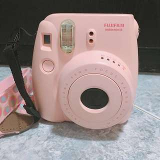 Fujifilm Instax Mini 8 (pink)