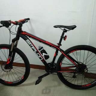Simplon bike 27.5