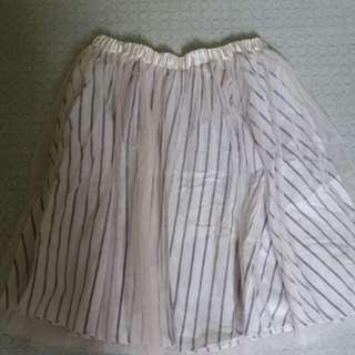 Zara Inspired Midi Skirt
