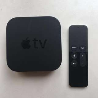 Apple TV 32gb 4th generation