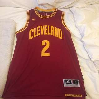Real Kyrie Irving Jersey