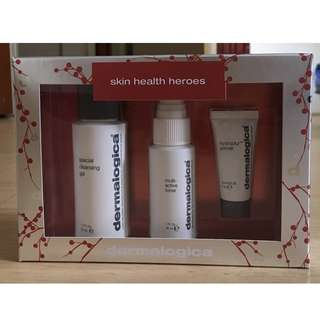 Brand New Authentic Dermalogica Travel Size Pack of 3