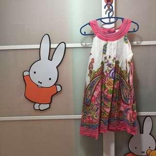 Beautiful colorful dress/ top