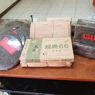 🚚 普洱茶茶磚