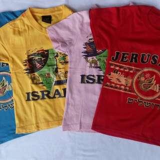 Kaos Anak Impor