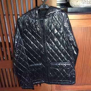 Topshop Waterproof Rain Jacket
