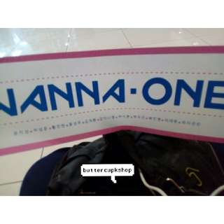 READYSTOCK WANNA ONE GOODS