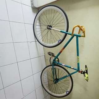 Fixie Costum Trik