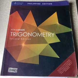 Ron Larson Trigonometry Second Edition