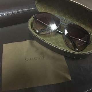 Original Authentic Gucci Sunglasses