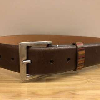 New Paul Smith Belt size 28
