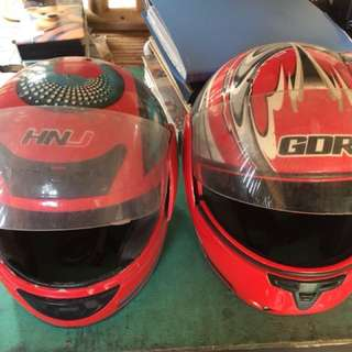 helmet HNJ and GDR
