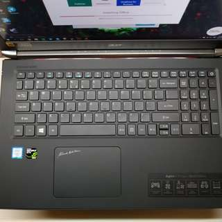 Acer Aspire V Nitro Gaming Laptop WITH EXTENDED WARRANTY