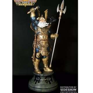 Bowen Odin Statue (Not sideshow or XM)