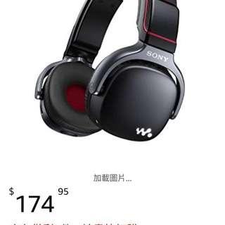 Sony 3 in 1 headphone NWZ-WH303