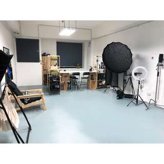 Suitable for Startup/Creative workshop/photography Studio Space for Rent - 7 min Walk from Batley Mrt.