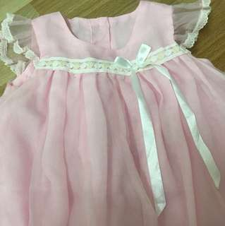 Party Pink Dress for Girl