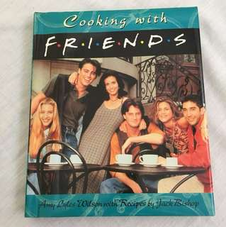Cooking with F.R.I.E.N.D.S