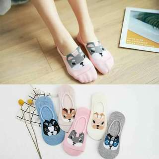 Ladies cute socks