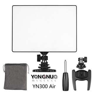 YONGNUO YN300 AIR Pro LED Camera Video Light For Canon Nikon Panasonic DSLR Cameras