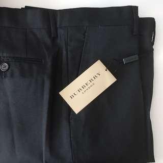 Burberry Tailor Pants