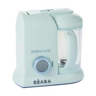 Beaba Babycook Aquamarine NEW Pre-order from the UK