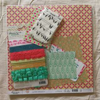 Webster's Page Best Friend Collection Kit