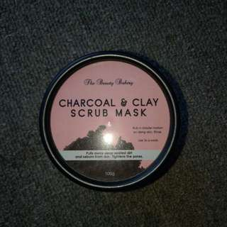 Beauty Bakery Charcoal and Clay Scrub Mask