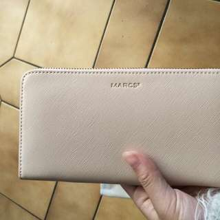 Marc Pale Pink Wallet