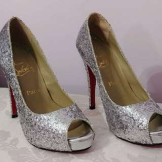 Christian Louboutin Heels. Like New Condition.