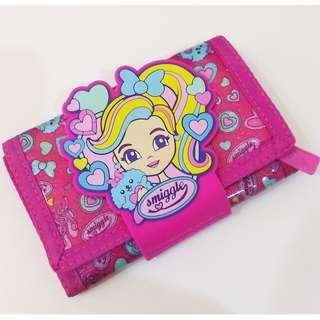 Brand New Smiggle Wallet Squad Character Wallet